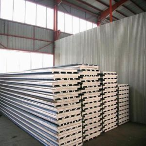 Sandwich Panel for Steel Structure Workshop (XGZ-48) pictures & photos