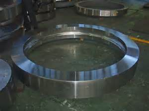 Machined Ring Forging Large Diameter A350 Lf2 pictures & photos
