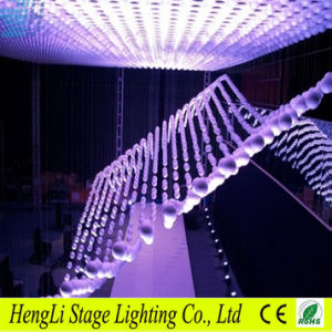 LED Moving Head LED Lifting Ball for Stage LED Lifting Color Light pictures & photos