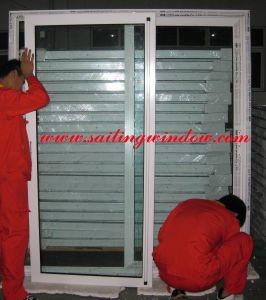 Sliding Door - Aluminium Nonthermal Break Sliding Door pictures & photos