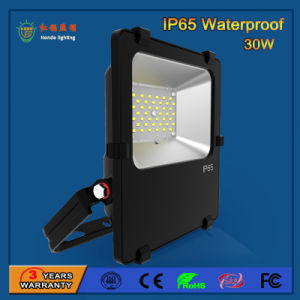 SMD 3030 30W IP65 LED Flood Light for Highway pictures & photos