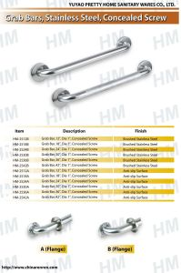 Grab Bar (HM-3818B) pictures & photos