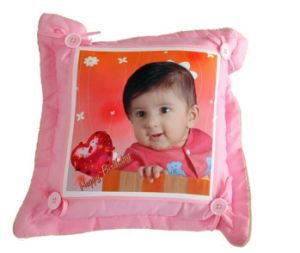Personalized Sublimation Good Pillow with Heat Press Blank pictures & photos