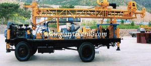 Gl-III Trailer Mounted Drilling Rig pictures & photos
