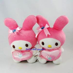 USB 2.0 Doll Speaker(Hold Heart Rabbit) (DX-005)