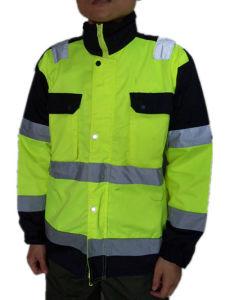 Hi Visibility Safety Jackets