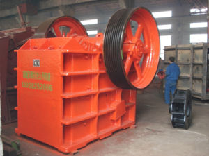 Patent Technology High Efficient Jaw Crusher