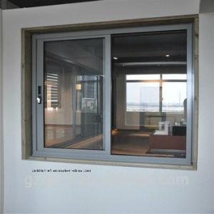 Heat Resistant Aluminium Sliding Windows with Best Price pictures & photos