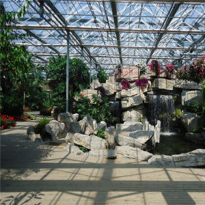 Hot Sale Eco Agriculture Sightseeing Greenhouse From China Supplier pictures & photos