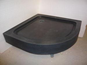 G684 Black Basalt Shower Tray