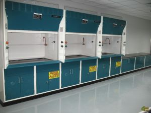 Lab Fume Cupboard