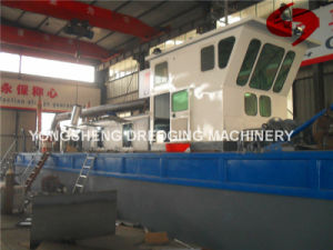 Sand Dredging Pump Dredger (CSD 150) pictures & photos