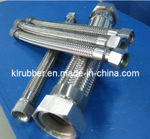 Stainless Steel Metal Corrugated Hose with Flange End pictures & photos