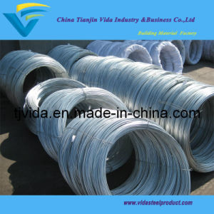 Galvanized Wire Q235 Material (4.5MM) pictures & photos
