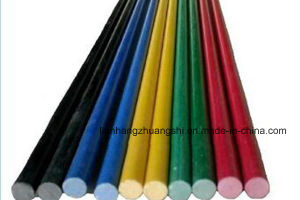 Pultruded Fiberglass FRP Tube/Pole pictures & photos
