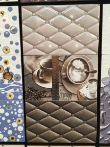 Inkjet 3D Ceramic Wall Tile 300600 with Newest Fashion Decor pictures & photos