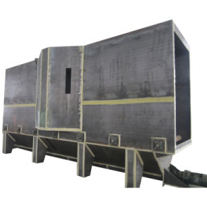 1.9m Depth Pit I/ H-Beam Shot Blasting Machine pictures & photos