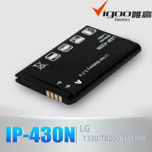 New OEM Original Battery for LG Lgip-430n Battery 900mAh pictures & photos