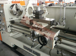 Chb Series Lathe Machine with Spindle Hole 65mm pictures & photos