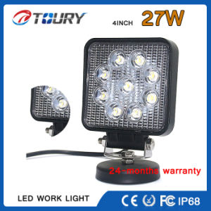 CREE 27W Factory LED Auto Light Offroad LED Work Lamps for Car pictures & photos