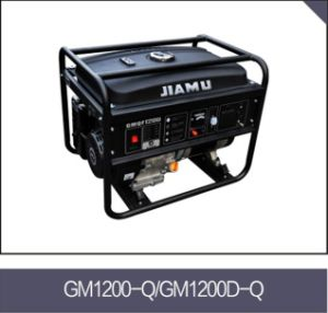 Q Series Gasoline Generator for Home (GM1200Q/GM1200D-Q)