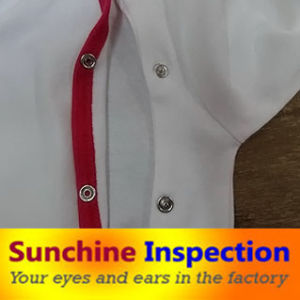 Baby Clothes Quality Inspection / During Production Inspection/ Pre-Shipment Inspection / Container Loading Inspection pictures & photos