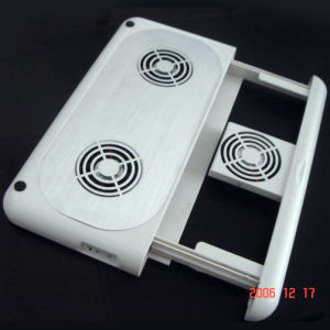 Notebook Cooling/Cooler Pad with Hub (WF-506-2)