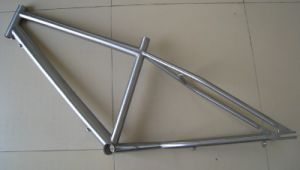 Titanium Bicycle/Bike Frame--Beach Cruiser