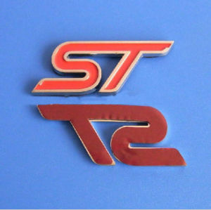 Chrome Plated Custom Metal Car Logo Badges pictures & photos