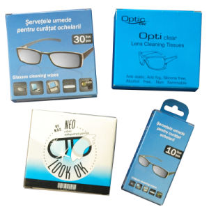 Outing Glass Lens Screen Wipes pictures & photos