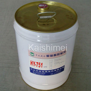 Dry Laminating Adhesive for Food Soft Packing (HY-751/G75) pictures & photos
