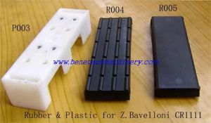 Guaranteed 100% Low Price High Quality Plastic Pads for Bavelloni Pr88, Cr1111etc pictures & photos