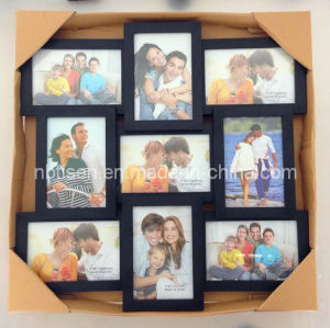 Plastic Multi Photo Frame (H-9)