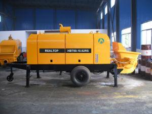 Trailer Mounted Concrete Pump (HBT50.10.82RS)