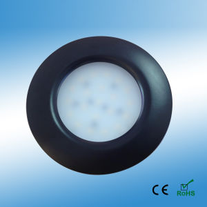 2.5W LED Puck/Cabinet Lamp/Light