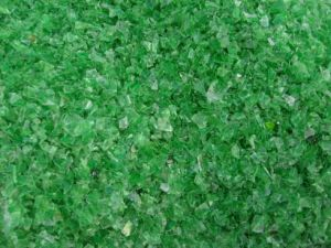 Pet Flakes Green pictures & photos
