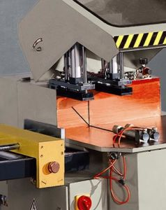 Kt-328b Aluminum Single Head Cutting Machine (for window and door) pictures & photos