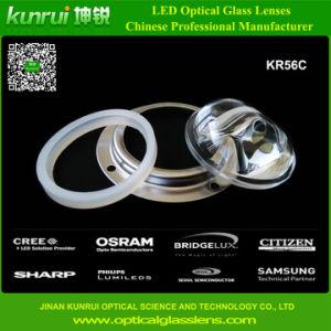 High Power Street Light LED Glass Lens (KR56C)