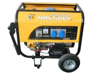 7kVA Gasoline Electric Generators with CE, Soncap, CIQ pictures & photos