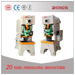 Pneumatic Power Press Punch Machine Jh21-45ton pictures & photos