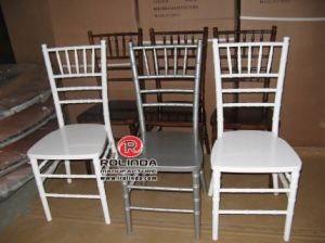 High Quality Wood Chiavari Chair for Wedding pictures & photos