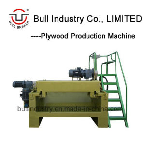 Plywood Machine for Veneer Peeling Automatic with Turn Key Project pictures & photos