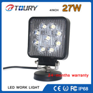 CREE Factory LED Auto Light Offroad 27W LED Work Lamps pictures & photos