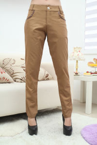 Ladies Leisure Pants 8 pictures & photos