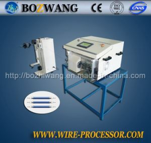 Bw-886+Q2 Automatic Coaxial Stripping Machine (Thick Wire) pictures & photos