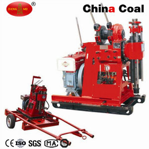 Trailer Mounted Mini Portable Hydraulic Water Well Drilling Rig pictures & photos