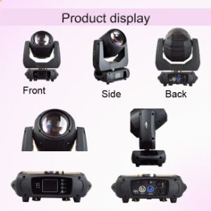 Mini 200W 5r Moving Head Beam Stage Light pictures & photos