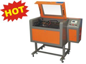 Laser Cutting and Engraving Machine (TM-L6040)