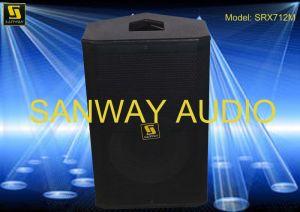 Single 12′′ PRO Audio Speaker (SRX712M) pictures & photos