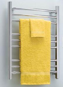 Stainless Steel Curved Towel Warmer (YC/C-RIII/24-400)